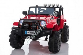 Электромобиль TOYLAND Jeep SH 888
